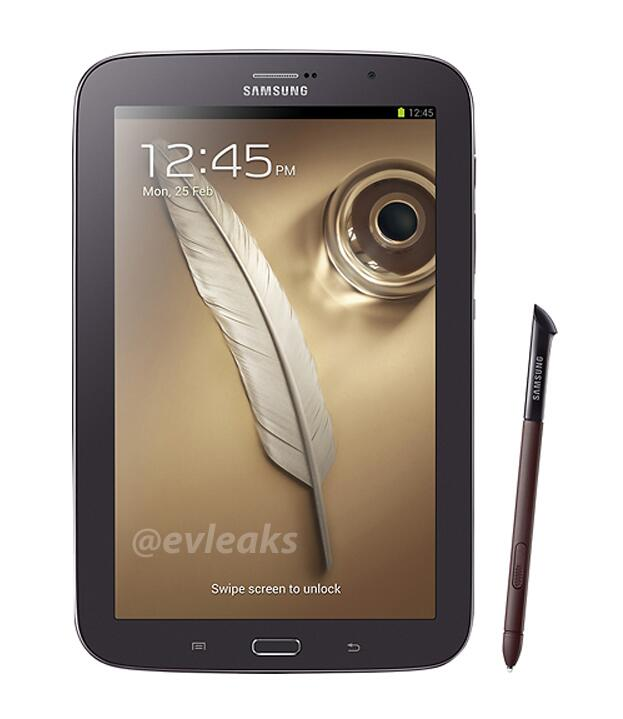 Galaxy Note 8 Black