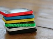 Nokia Asha 501 colours