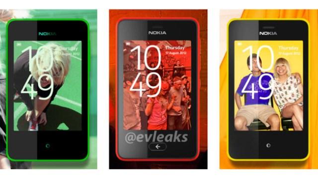 Nokia Asha 501 leak