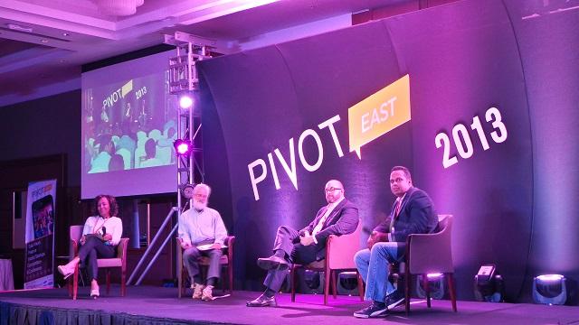 pivot East Fireside Chat