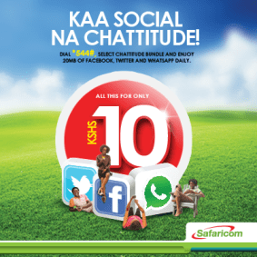Safaricom Chattitude