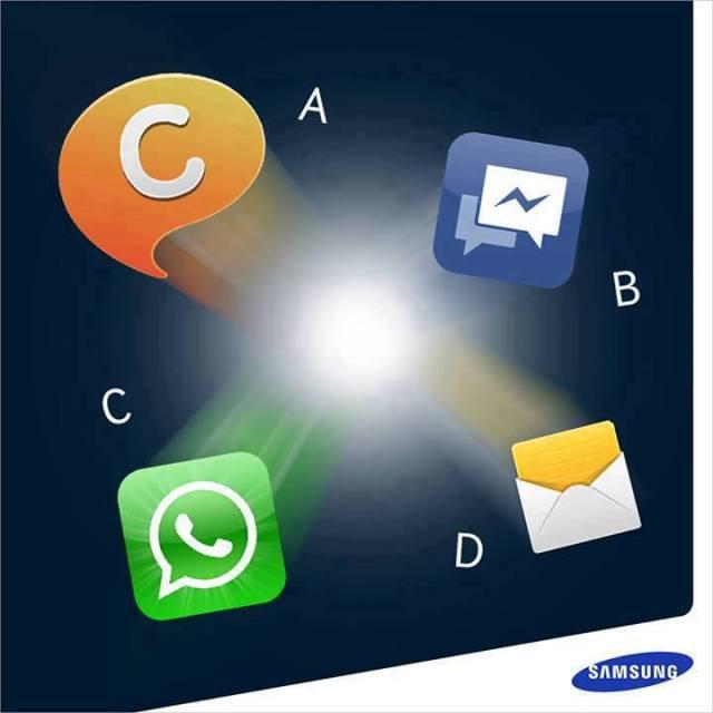 BBM Android Samsung