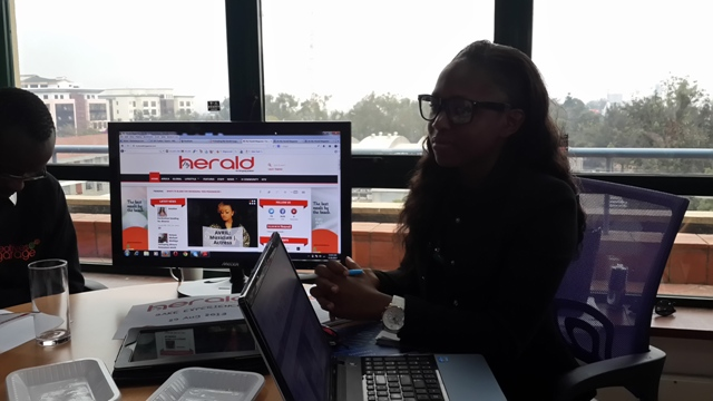 Evelyn Oloo My Herald