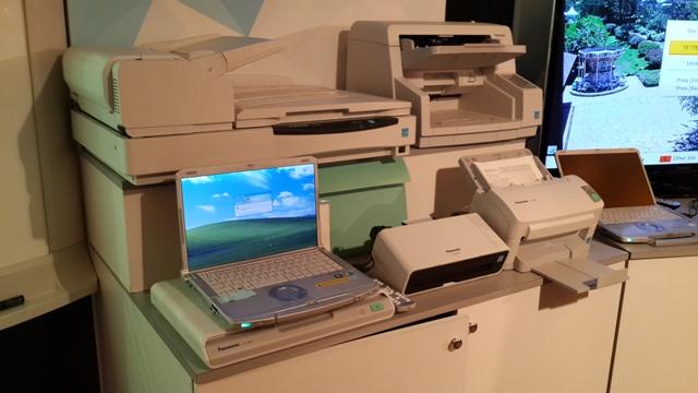 Panasonic Ruggedized PCs