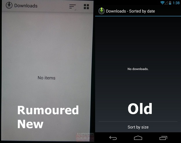 Android 4.4 reworked android download app screenshot