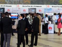 Ghana 4G LTE Huawei