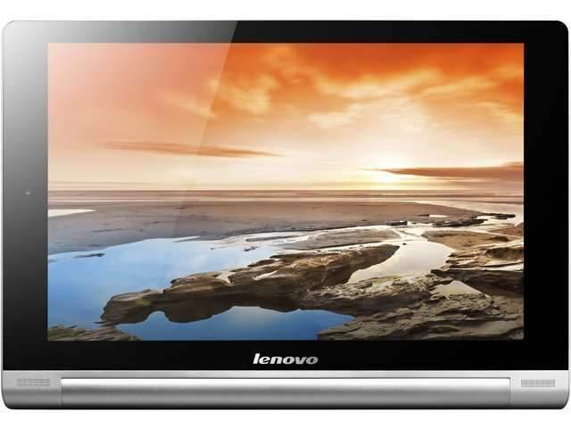The Lenovo Yoga 10 tablet