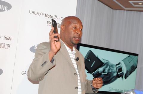 Robert Ngeru, Samsung East Africa COO