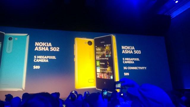 Asha 502, Asha 503