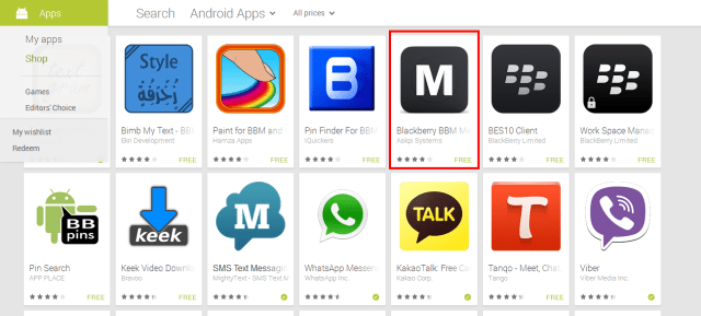 bbm   Android Apps on Google Play