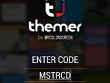 themer beta app unlock code