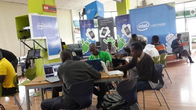 Intel Code fest