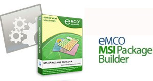 EMCO MSI Package Builder Enterprise