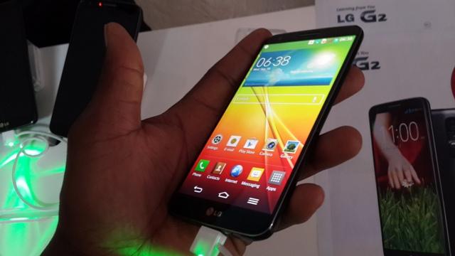 LG G2 Kenya