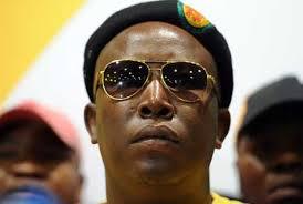 ANC Youth League Leader - Julius Malema