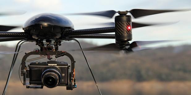 Surveillance Drones