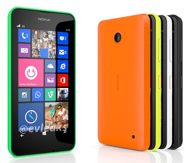 Lumia 630 image