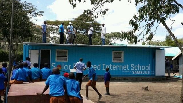 Samsung Solar Schools