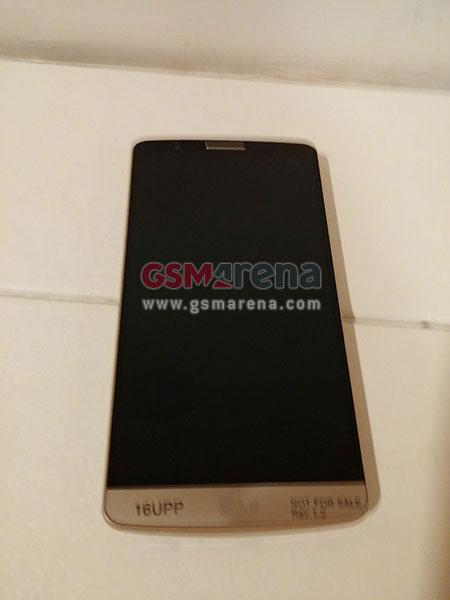 LG G3 gold 2
