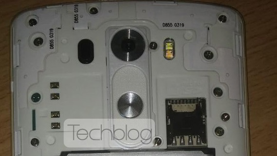 LG G3 microSD