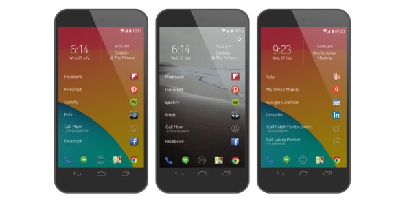 Nokia Z Launcher - Android