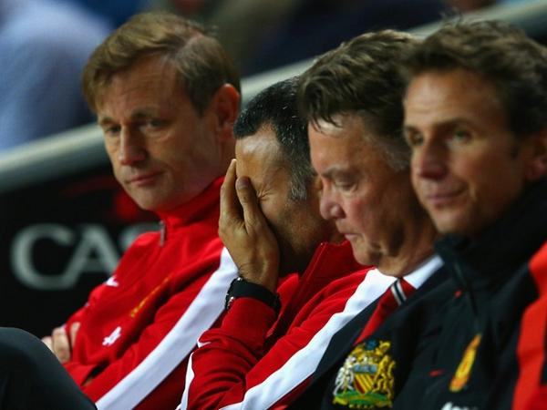 Manchester United defeat