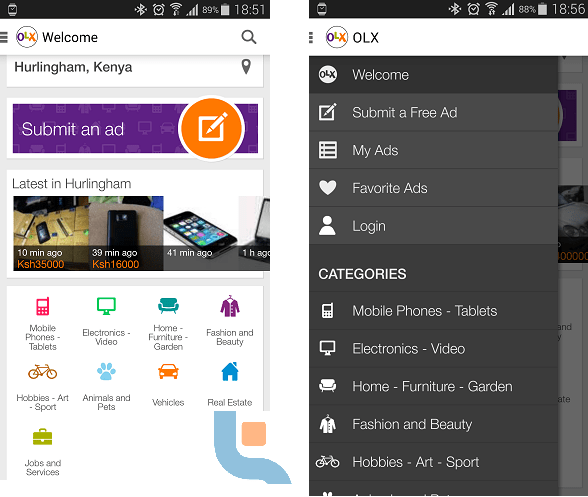 Miraculous Olx Updates Android App To Bring Swanky New Experience Download Free Architecture Designs Terchretrmadebymaigaardcom