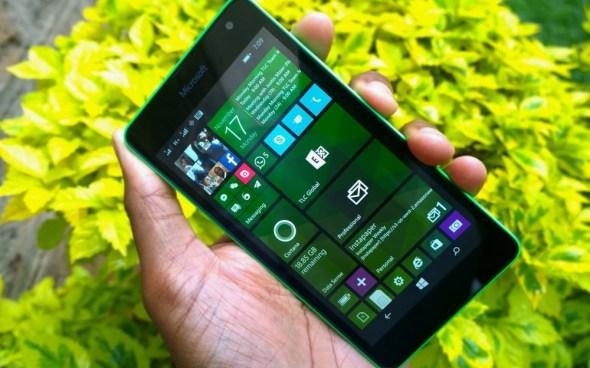 "Microsoft's new 5"" Affordable Smartphone: The Lumia 535"
