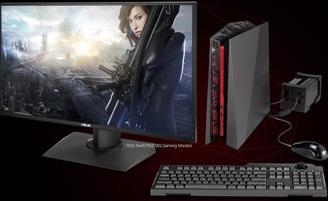 ASUS gaming hardware ROG20AJ