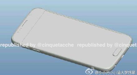 Galaxy S6 Render