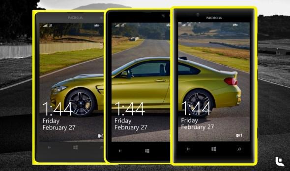 Lumia 1020, Lumia 820, Lumia 720