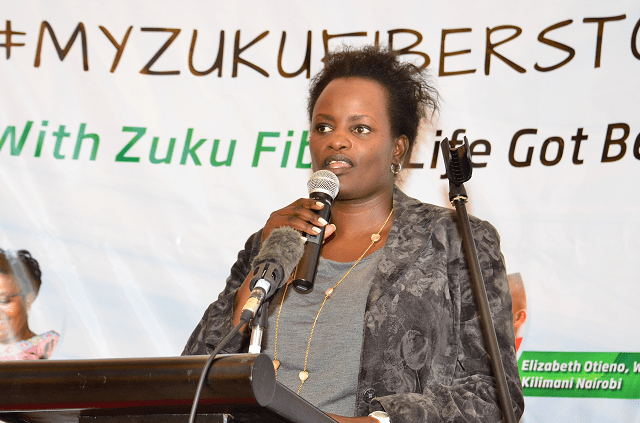 Bernice Macharia-Head of Marketing Cable -ZUKU