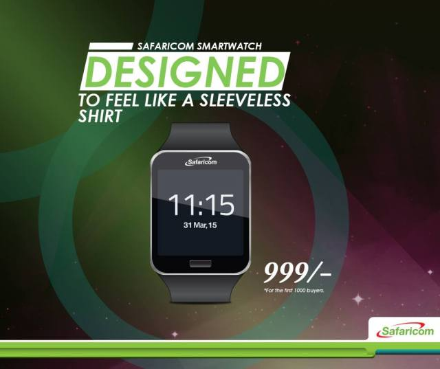 safaricom watch