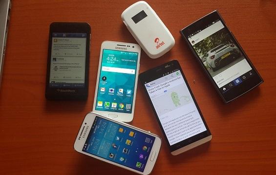 Smartphones Kenya