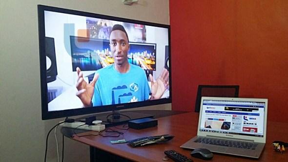 Safaricom Box youtube