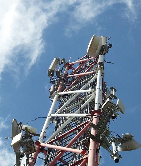 airtel mast