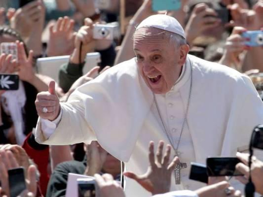 analogue Pope