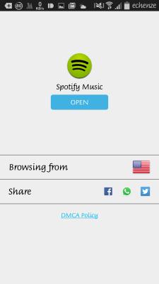 Spotify Hola 3