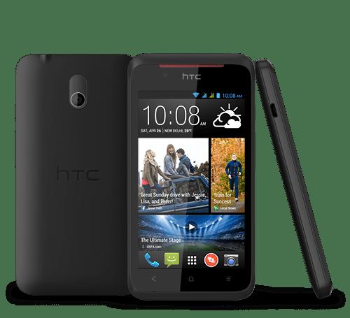 htc desire 210 - black