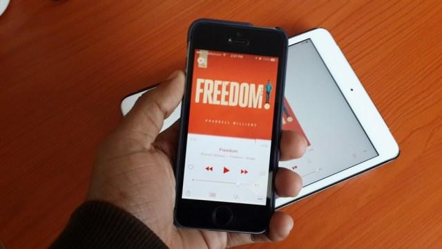 Apple Music - iPhone 5s 12