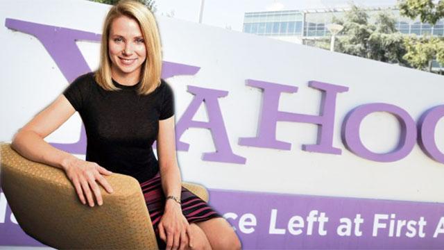 Yahoo Marissa Mayer