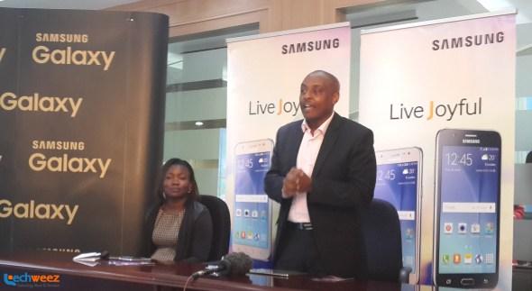 Samsung Galaxy J5 and J7 Launch - Kenya - Techweez
