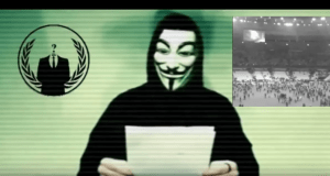 Anonymous declare war on ISIS