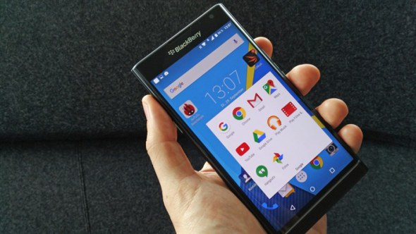 Why I am excited about Blackberry's Android device, Priv