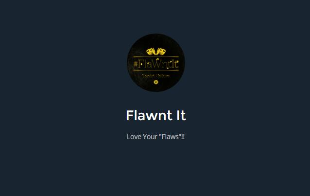Flawnt it