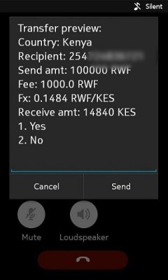 MTN Money received