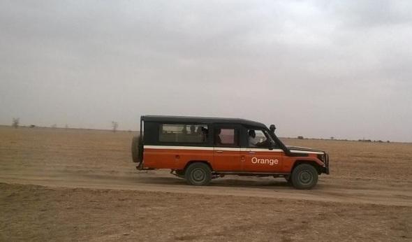 Orange-Mandera