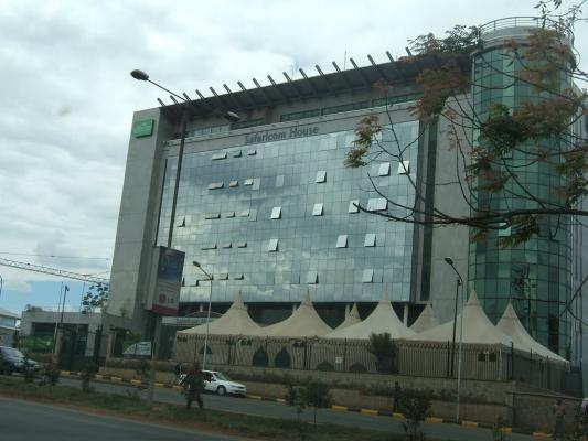 Safaricom-House