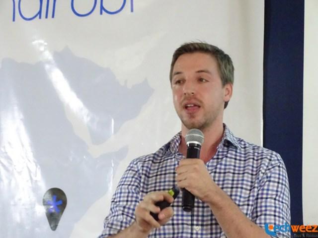 CEO Adam Grünewald, Lynk