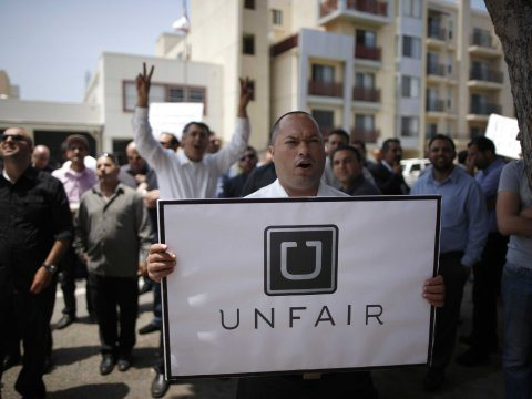 Uber Operations Not Outlawed at Kenya's Main Airport Says